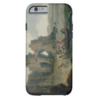 Castle Rock (Flatholm Island), Bristol Channel, 17 iPhone 6 Case