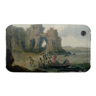 Castle Rock (Flatholm Island), Bristol Channel, 17 iPhone 3 Cover