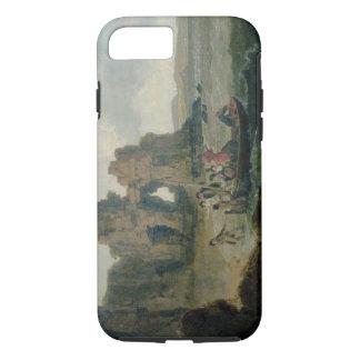 Castle Rock (Flatholm Island), Bristol Channel, 17 iPhone 7 Case