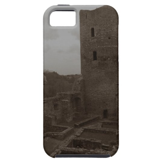 castle ruin case for the iPhone 5