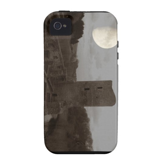 castle ruin iPhone 4/4S cover