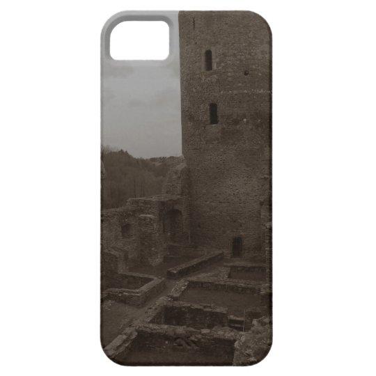 castle ruin iPhone 5 cases