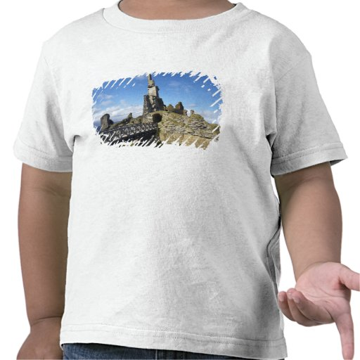 Castle Sinclair Girnigoe, Wick, Caithness, Tshirts