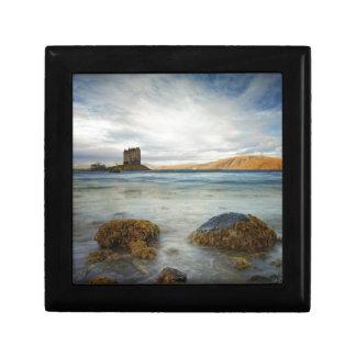 Castle Stalker, Scotland Gift Box