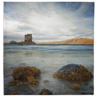 Castle Stalker, Scotland Napkin