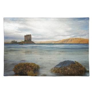 Castle Stalker, Scotland Placemat