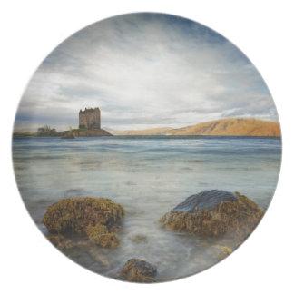 Castle Stalker, Scotland Plate