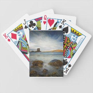 Castle Stalker, Scotland Poker Deck