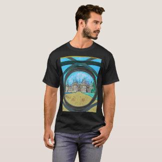 Castle View Artistic T-Shirt