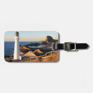Castlepoint lighthouse in the Wairarapa Luggage Tag
