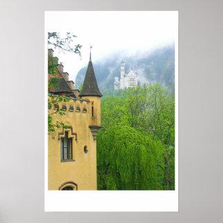 Castles of Bavaria Poster