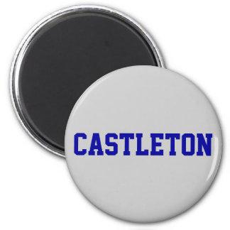 CASTLETON 2 INCH ROUND MAGNET