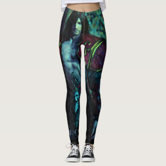 Castlevania LOS 2 Dracula Love Leggings