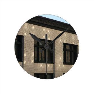Castner-Knott Building Clocks