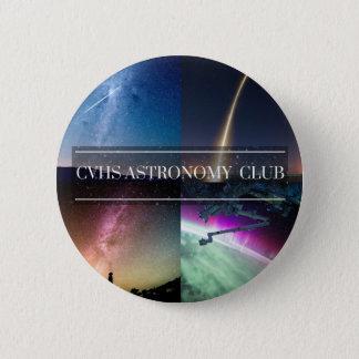 Castro Astro Club Buttons