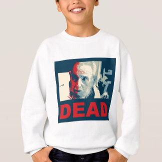 Castro dead (Hope colors) Sweatshirt