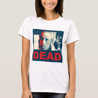Castro dead (Hope colors) T-Shirt