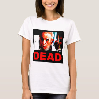 Castro dead (real colors) T-Shirt