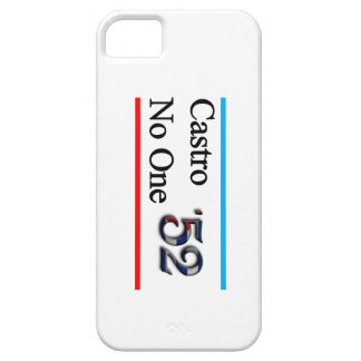 Castro Election of 1952 iPhone 5 Cases