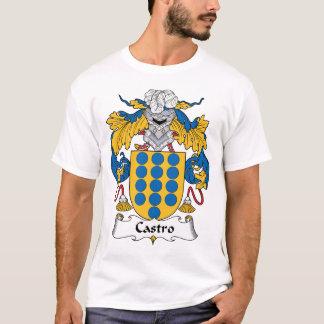 Castro Family Crest T-Shirt