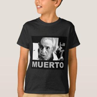 Castro muerto (blanco y negro) T-Shirt