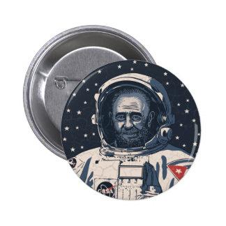 Castronaut 2 Inch Round Button