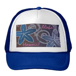 Casual Aloha Hawaiian Truckers Hat