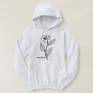 Casual and Primitive Hoodie
