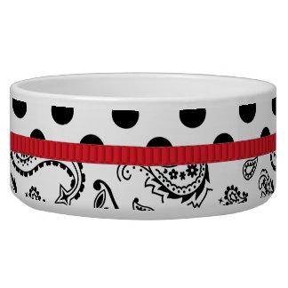 Casual Elegance Pet Food Bowls