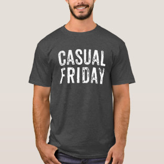 Casual Friday Men's T-shirt