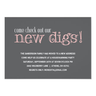 Casual Housewarming Party Invitation