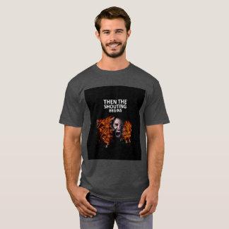 casual printed t-shirt design