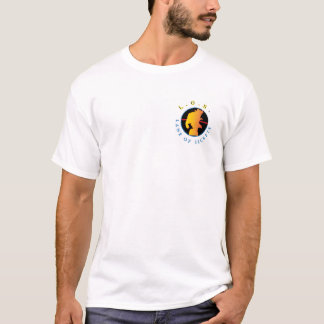 casual slim fit t shirt ( GHOST)