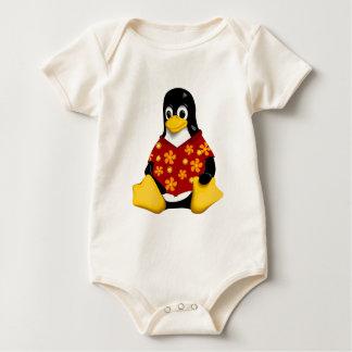 Casual Tux Baby Bodysuit