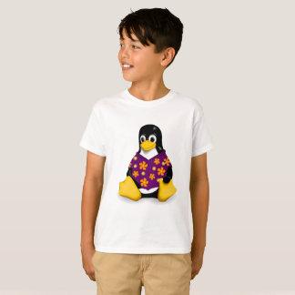 Casual Tux  Purple Kids Tagless Jersey T-Shirt
