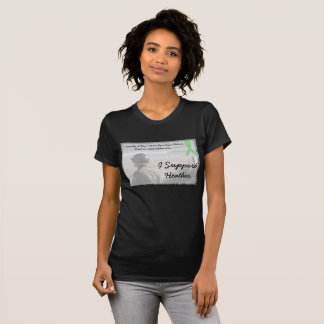 Casualty of War, Poem by a Lyme Patient Shirt