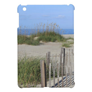 Caswell Beach, NC Land and Seascape iPad Mini Case