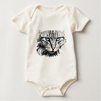 cat2y baby bodysuit