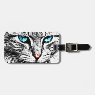 cat2y luggage tag