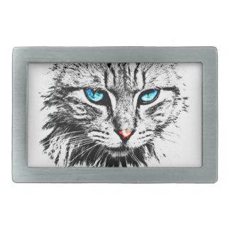 cat2y rectangular belt buckle