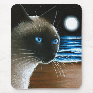 Cat 396 Siamese Mouse Pad