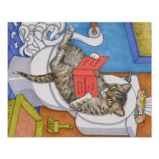 Cat 535 poster