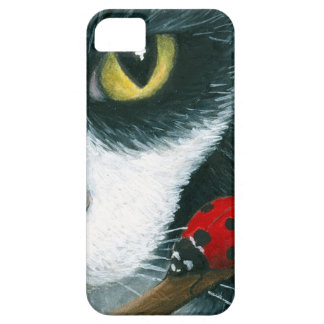 Cat 542 Iphone Case