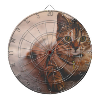 Cat-5 Dart Board