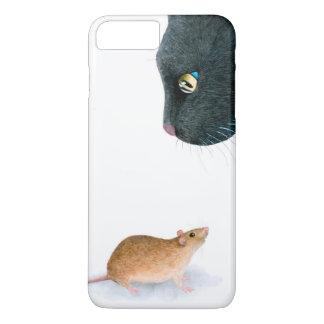 Cat 604 iPhone 8 plus/7 plus case