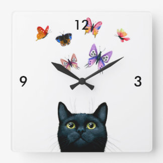 Cat 606 wallclock