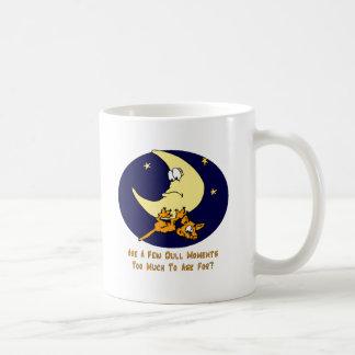 Cat: A Few Dull Moments Coffee Mug