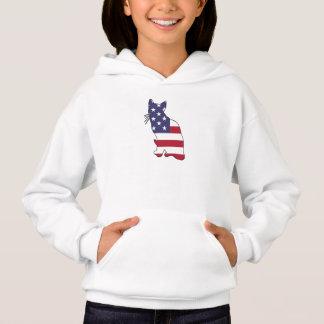 "Cat ""American Flag"""