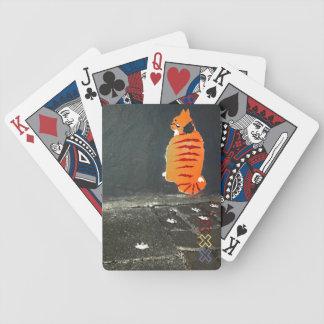 Cat Amstergram Poker Deck