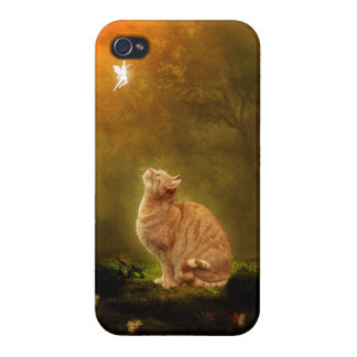 Cat And Fairy Cases For iPhone 4